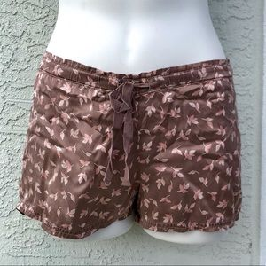 VS Silk Sleep Shorts